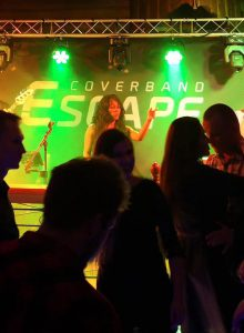 Coverband en DJ