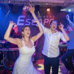 Bruiloftsfeest, trouwfeest, huwelijksfeest van mick en laura