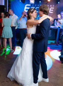 Band voor bruiloft
