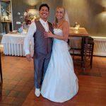 Trouwerij, bruiloft, huwelijksfeest Femke en Alex