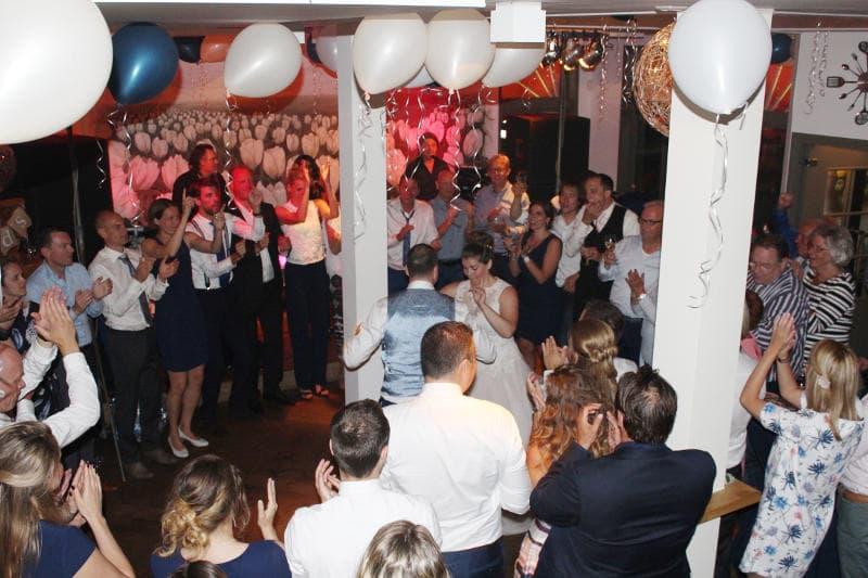 Bruiloft bandje